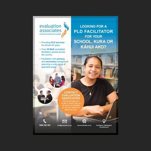 Evaluation Associates Ltd. - Full-page Magazine Ad