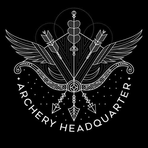 Cool t-shirt for an archery shop