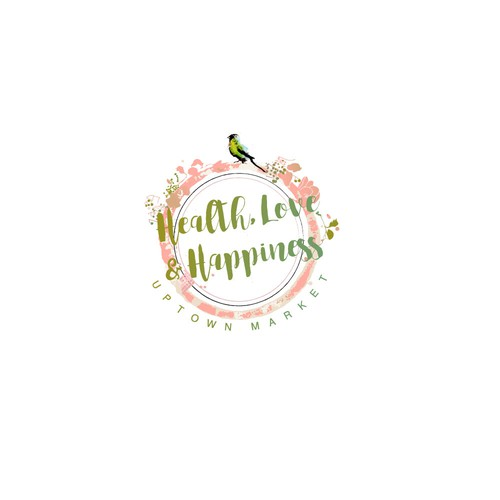 Logo in Boho style