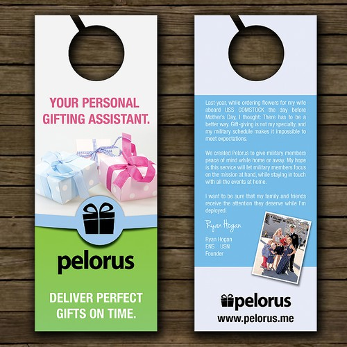 Soft & Fun Door Hanger