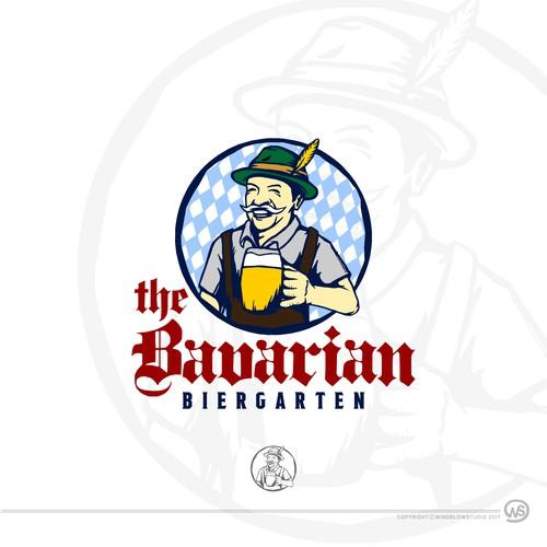 The Bavarian Biergarten