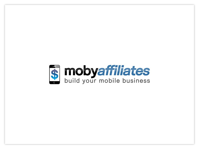 New logo for Mobyaffiliates - a mobile advertising directory