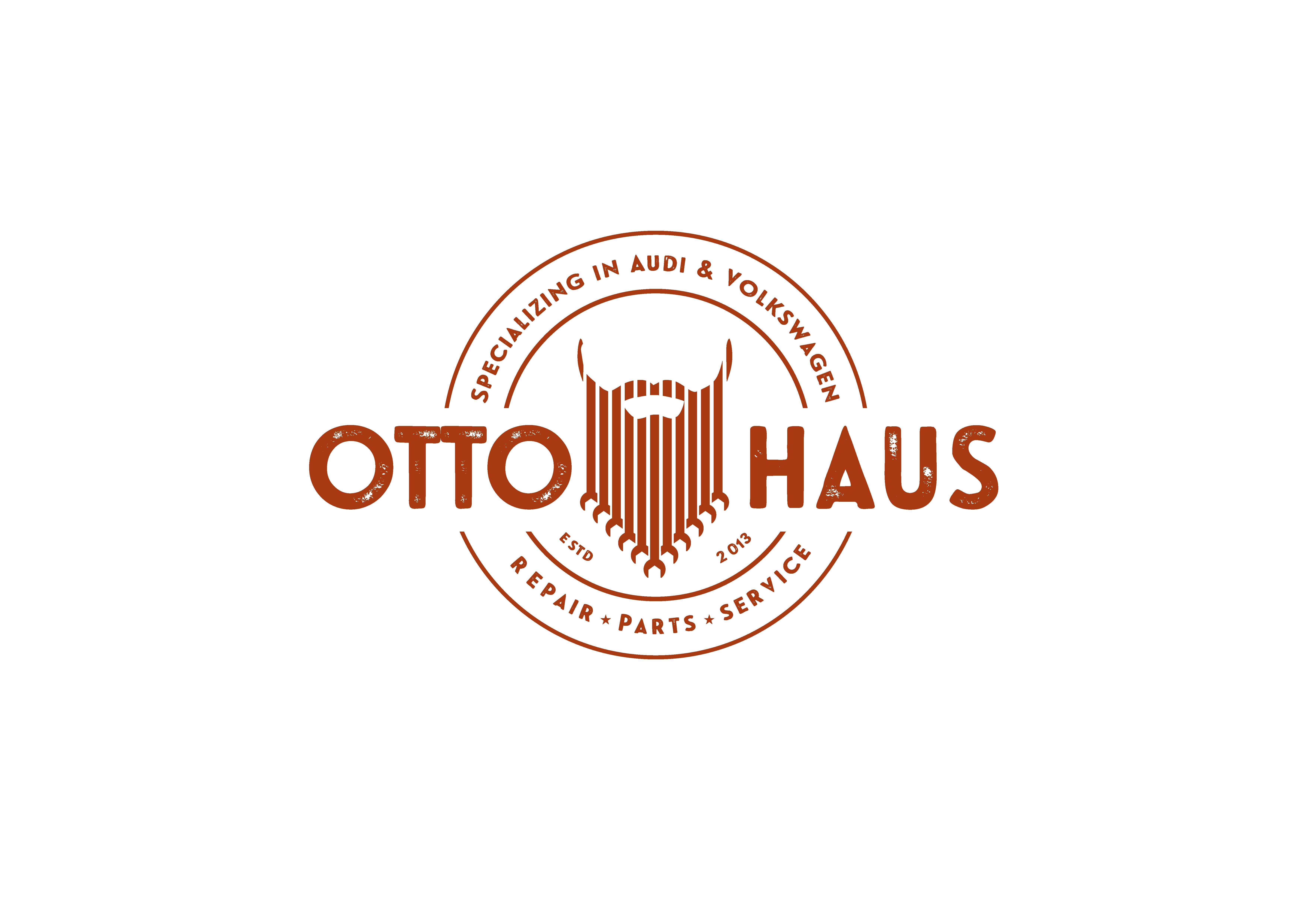 Ottohaus Logo Design
