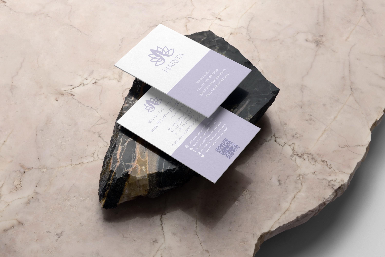 Business card & Shop card design