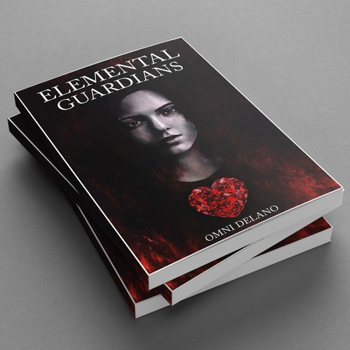 Book cover design entry :)