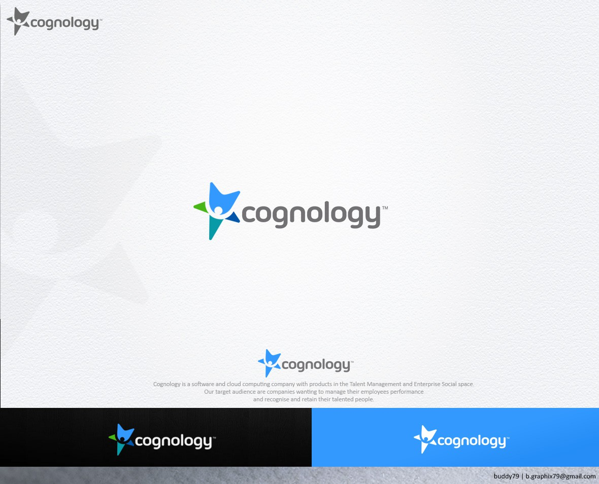 Create a memorable and professional logo for Cognology