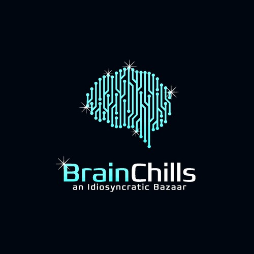 Logo design for a collection of visually stimulating and mindfully designed products.