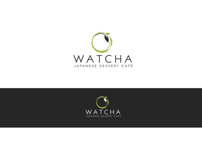 Help creating a capturing logo for Watcha Japanese Dessert Cafe
