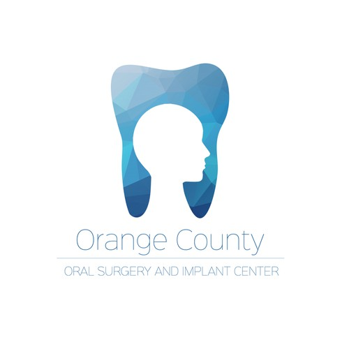 Orange County Oral Surgery and Implant Center Logo