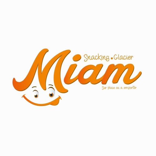 Création d'un logo Funny/gourmand pour une sandwicherie dans le jura
