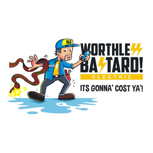 Worthless Bastard! Electric