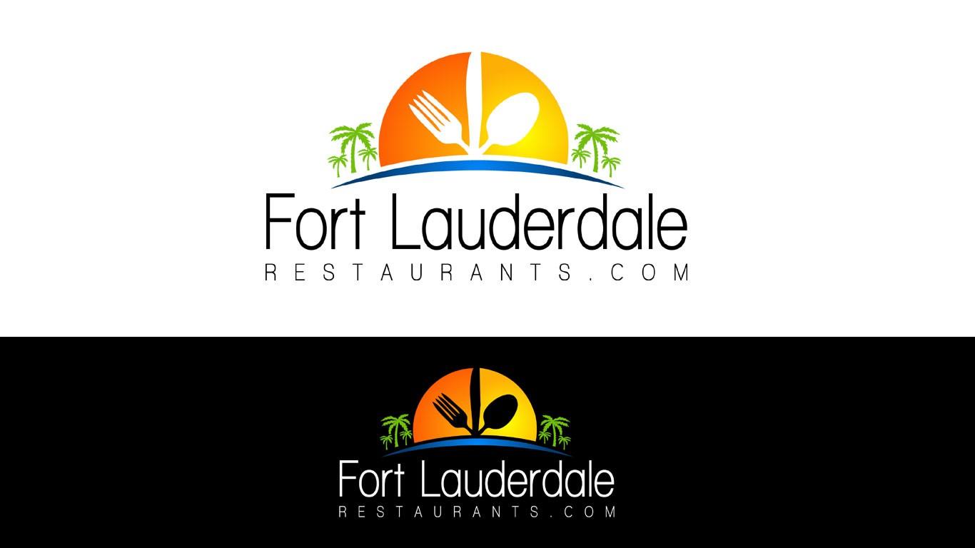 Create the next logo for Fort Lauderdale Restaurants