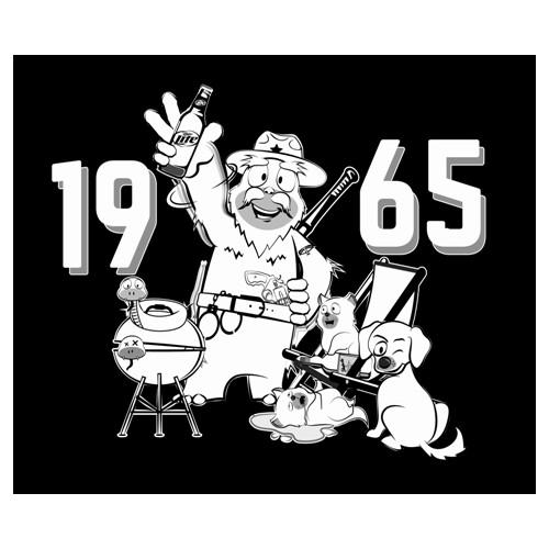 Bigfoot Yeti Sasquatch Logo T-shirt