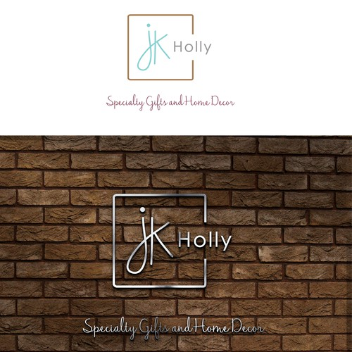 Logo design for a Specialty Gifts and Home Decor Store