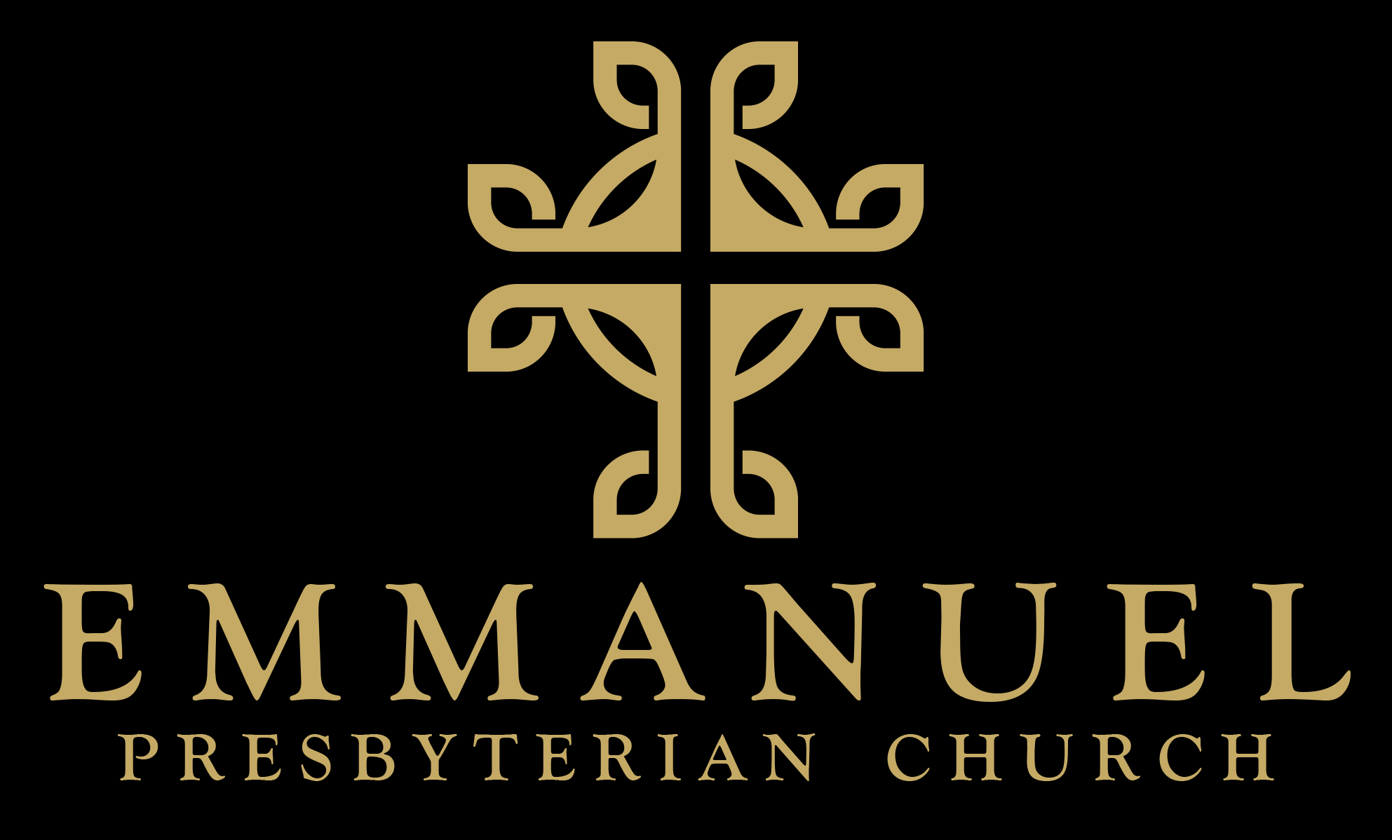 Create a historic logo for a new church community.