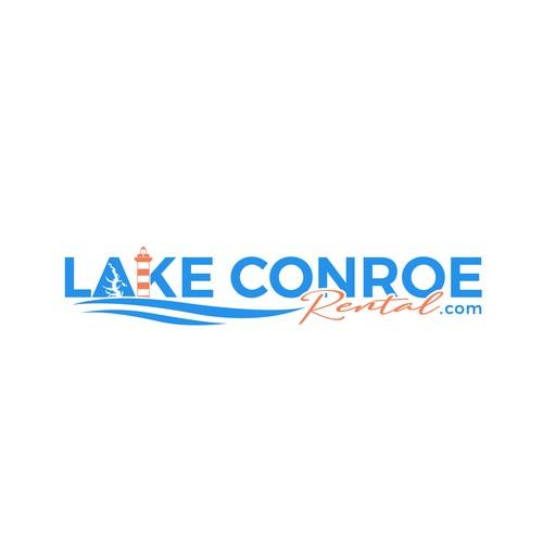 Lake conroe rental logo