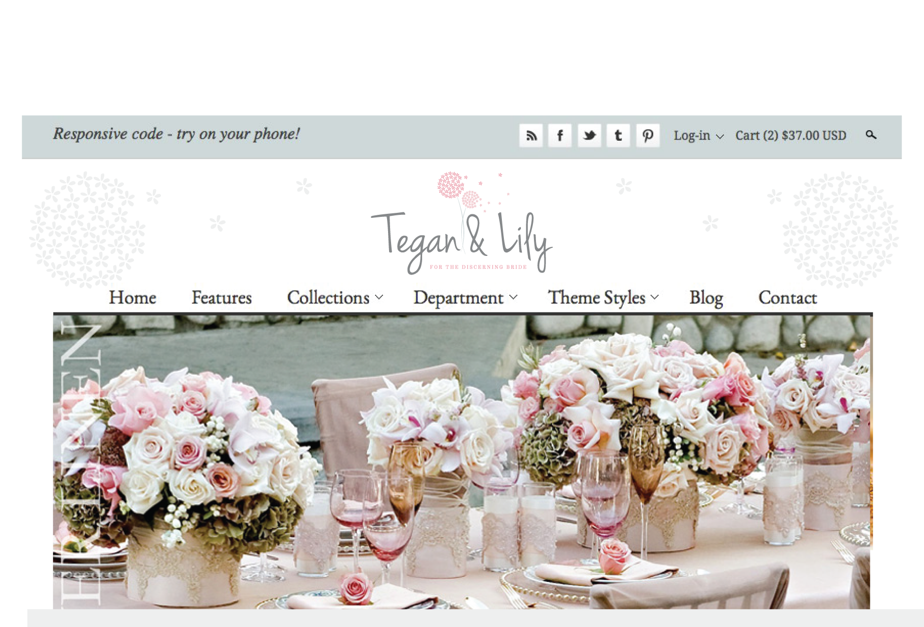 New logo wanted for Tegan & Lily