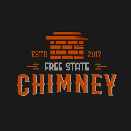 Chimney sweep needs a classic logo