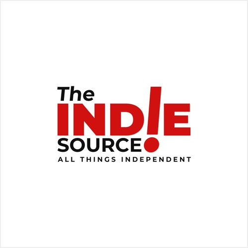 Logo for the  https://theindiesource.com/