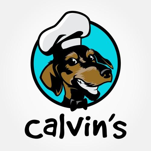 Calvin's Logo Design
