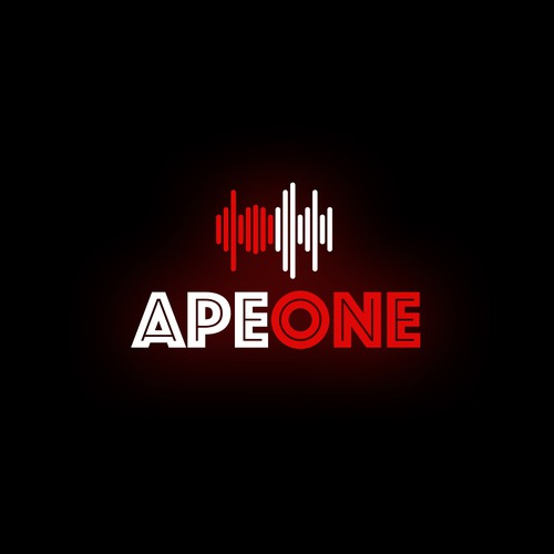 Ape One - Musikband-Logo
