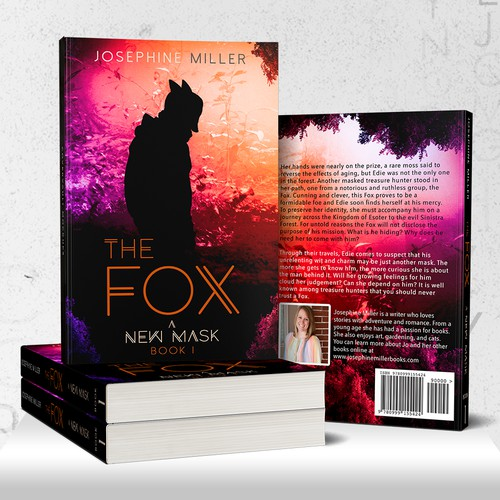 The Fox (A Novel) - eBook and Paperback Cover