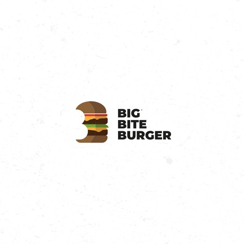 Big Bite burger logo