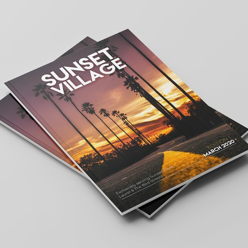 Sunset Village Magazine