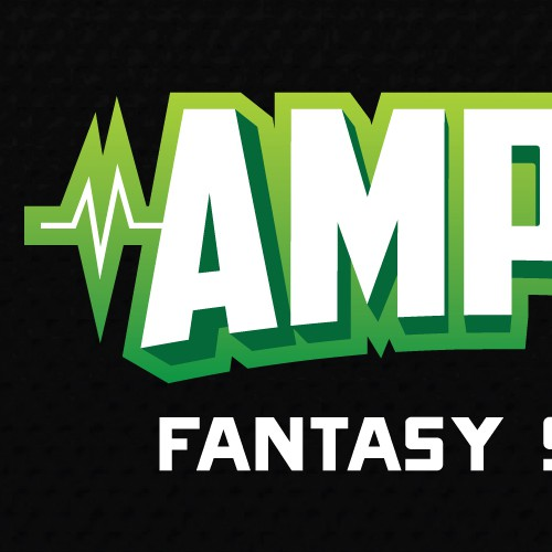 Logo for Amped Fantasy Sports