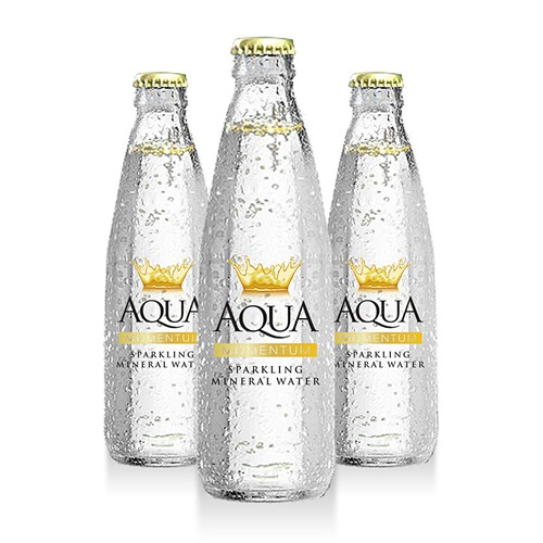Mineral water packaging