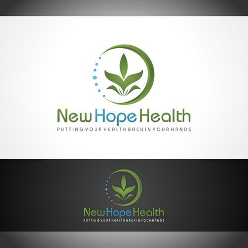 logo for New Hope Health