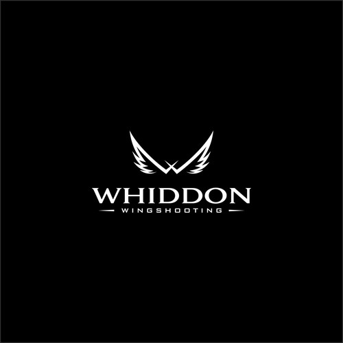 Innovative logo for hunting/wingshooting