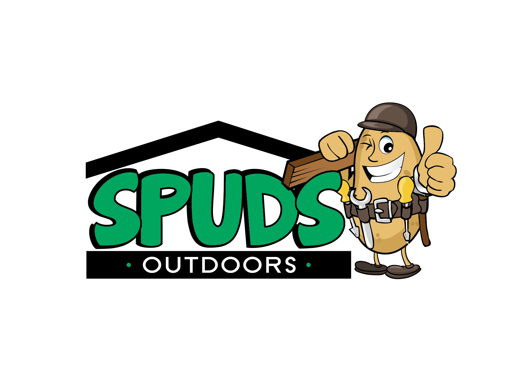 New logo wanted for Spuds Outdoors