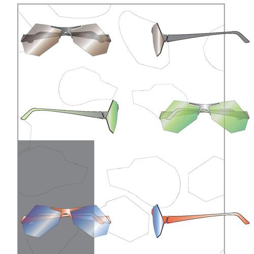 Reinvent the Iconic Aviator Sunglass