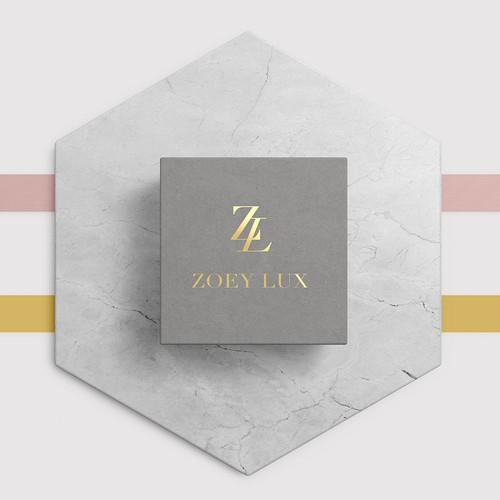 Jewelry company logo concept
