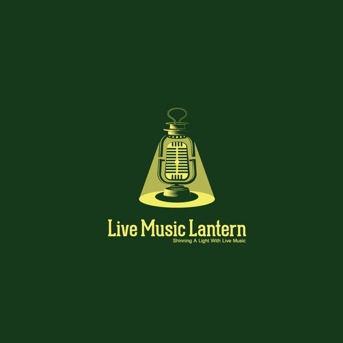 Logo Concept for Music Venue