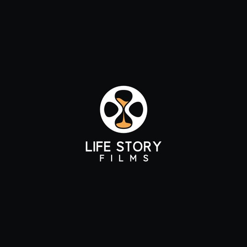 Logo concept for Life Story Films