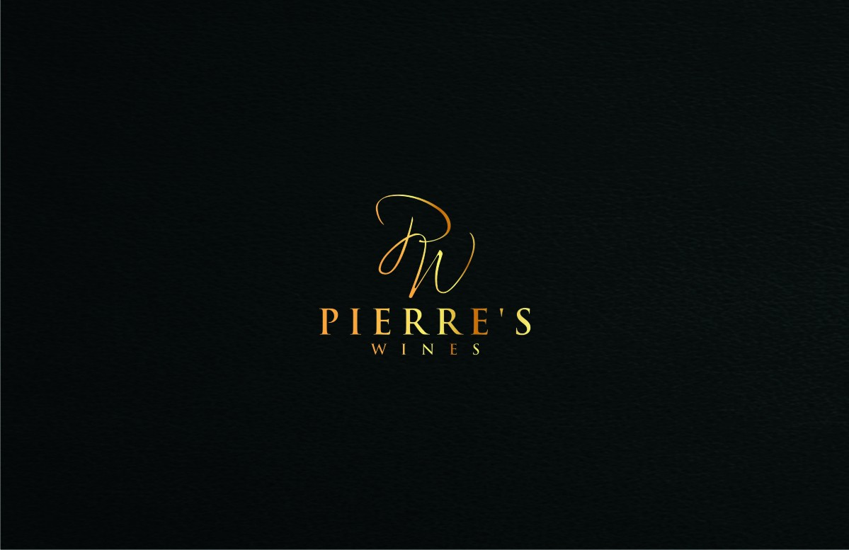 Help Pierre's Wines and/or PW with a new logo
