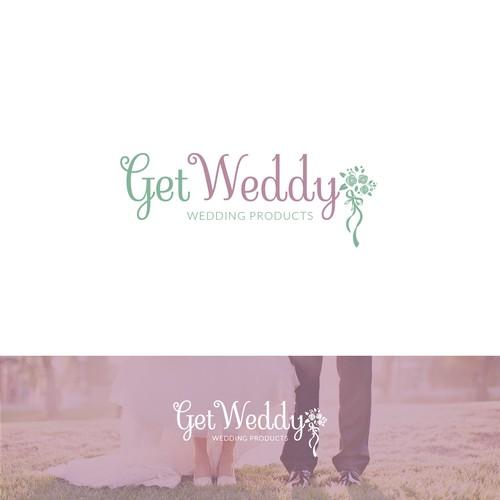 Elegant logo for Wedding e commerce store