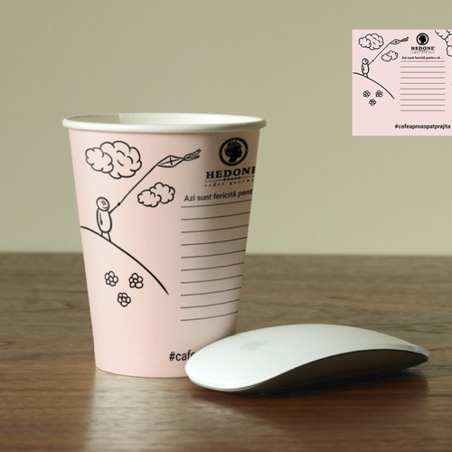 Bright and eye catching Plastic Cup