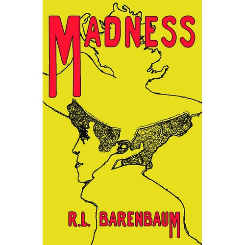 MADNESS - An Upmarket Bonnie & Clyde Tale needs a cover! The couple forges Toulouse Lautrec and $100 bills