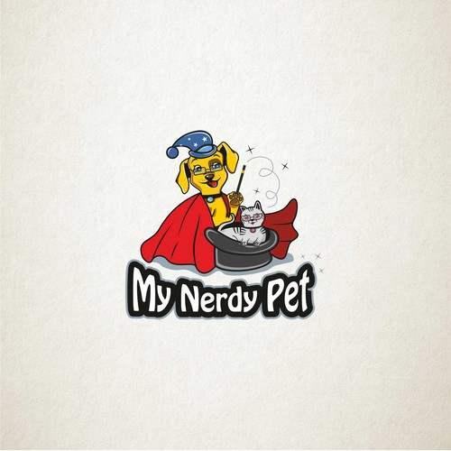 My Nerdy Pet