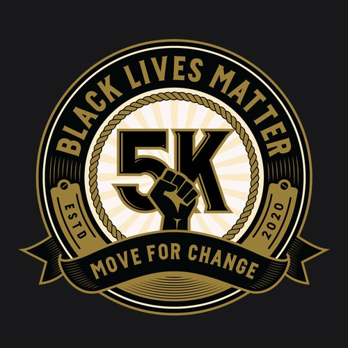 BLACK LIVES MATTER - MOVE FOR CHANGE
