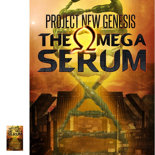 Book Cover: The Omega Serum