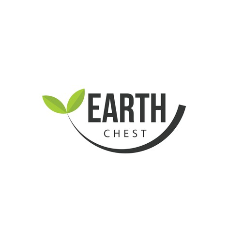 Logo for vegan delivery