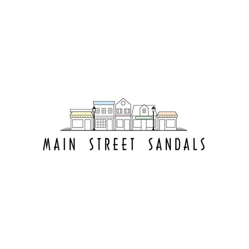 Main Street Sandals
