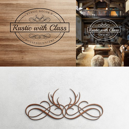 Rustic with Class