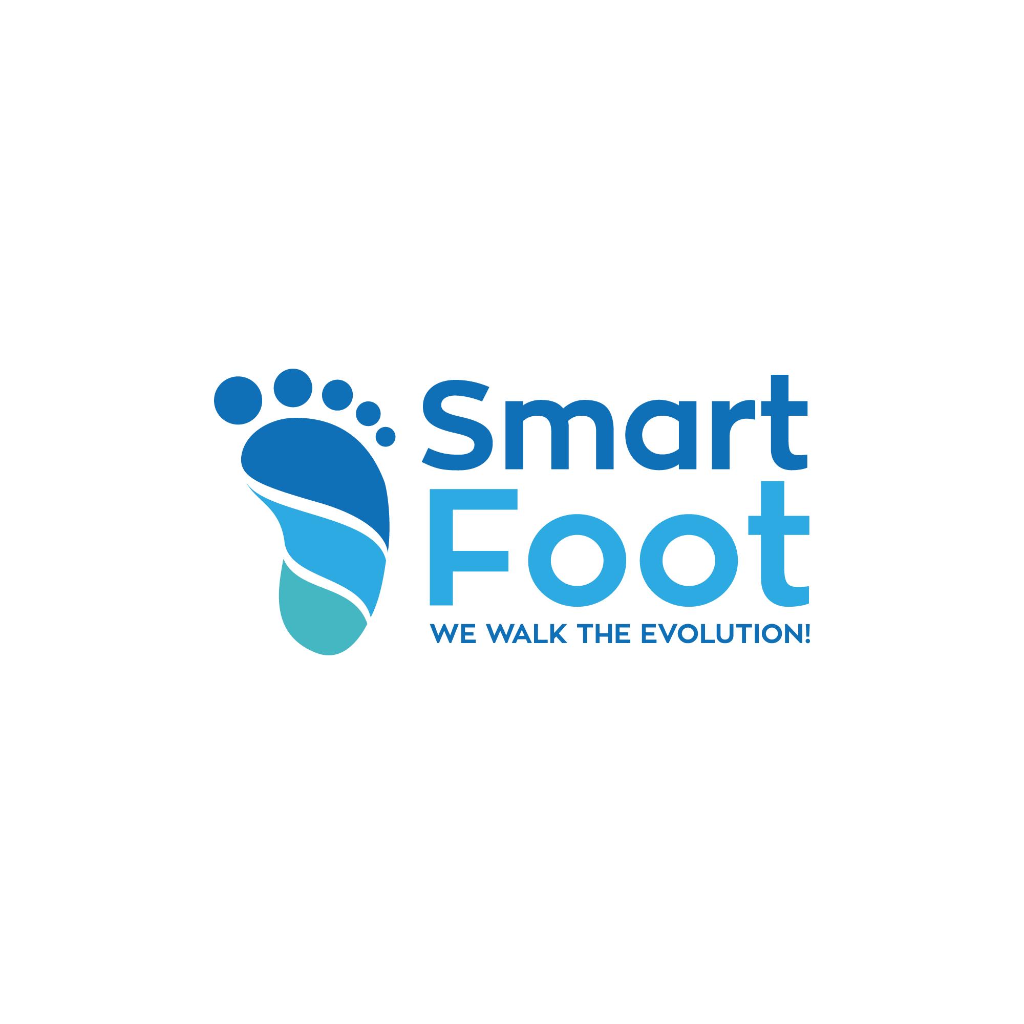 NEW Platinum Logo Design Contest: SmartFoot – We walk the evolution!
