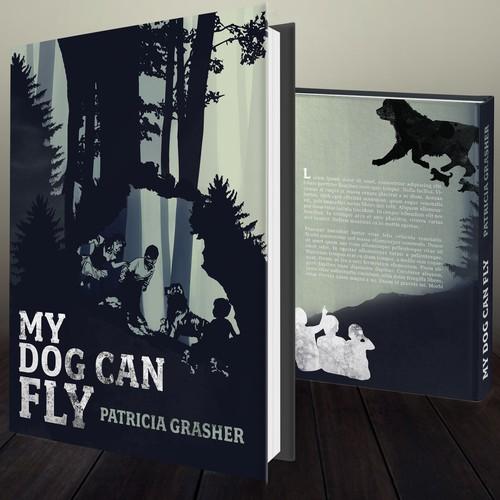 Book cover design - children's mystery
