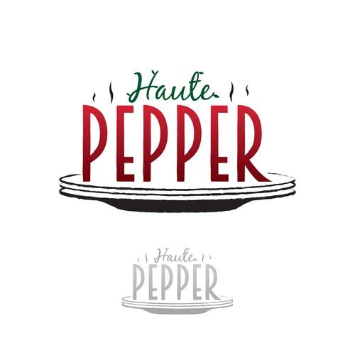 Logo for Haute Pepper